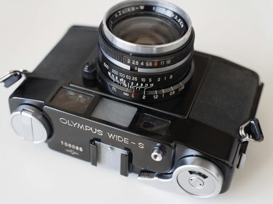 カメラのリサイクル